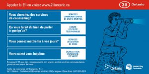 Ontario - Health - French - Twitter