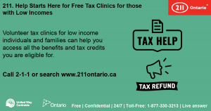 HSH 2017 Tax Clinics