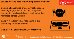 HSH 2017 homeless Help
