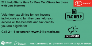 Twitter HSH Tax Clinics